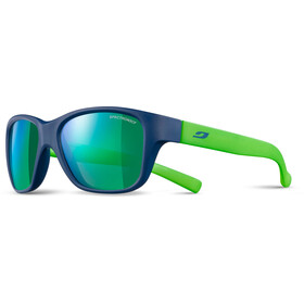 Julbo Turn Spectron 3CF Lunettes de soleil 4-8 ans Enfant, dark blue/green-multilayer green